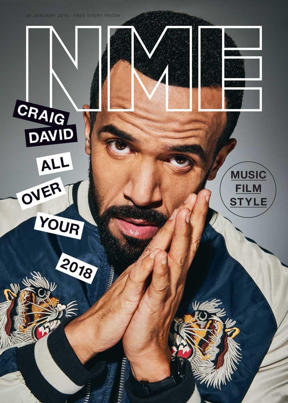 Craig David, NME