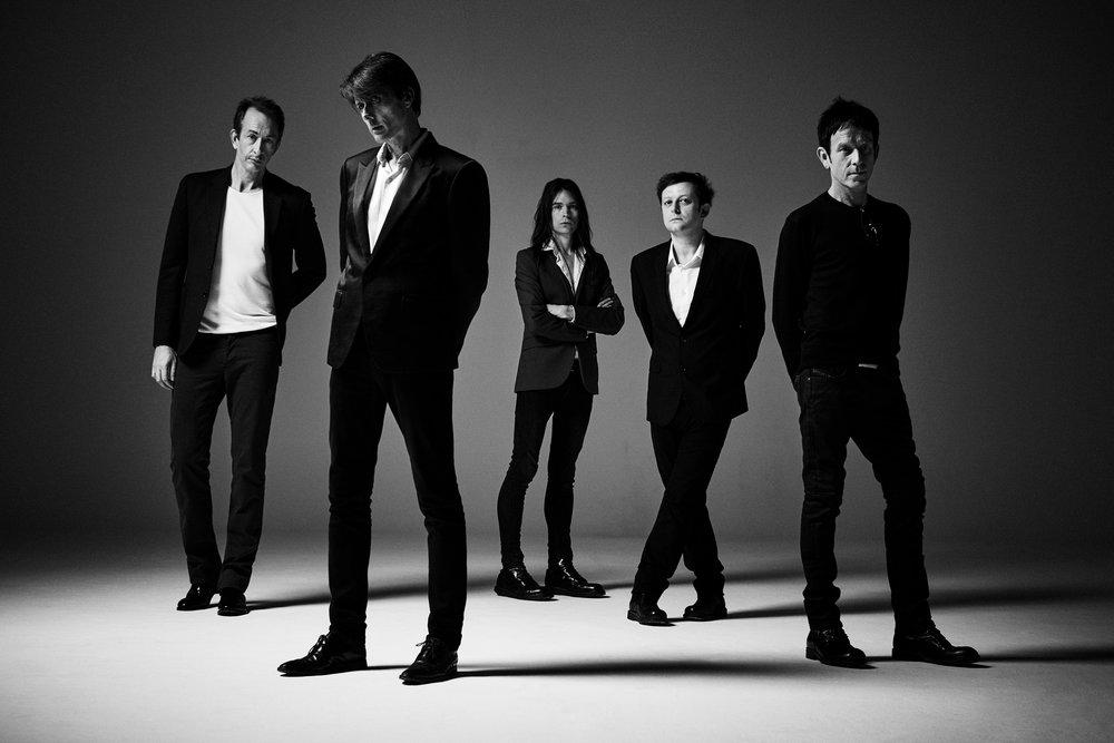 Suede, 'The Blue Hour' Album Campaign