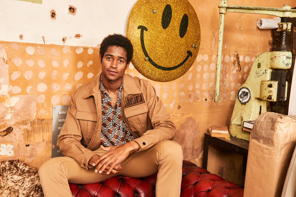 Alfie Enoch, Evening Standard