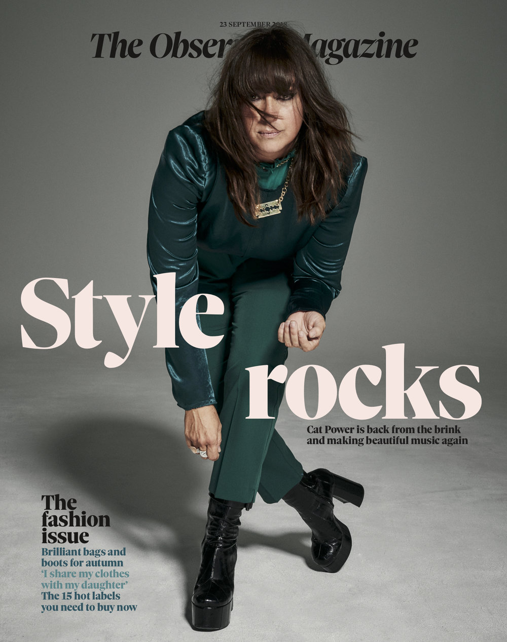 Cat Power, The Observer Magazine