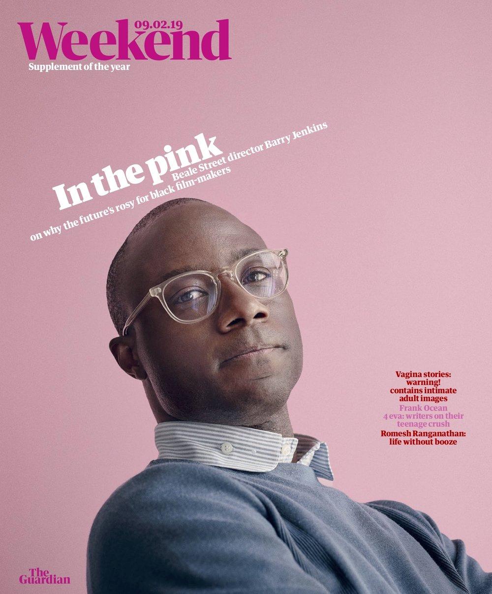 Barry Jenkins, Guardian Weekend