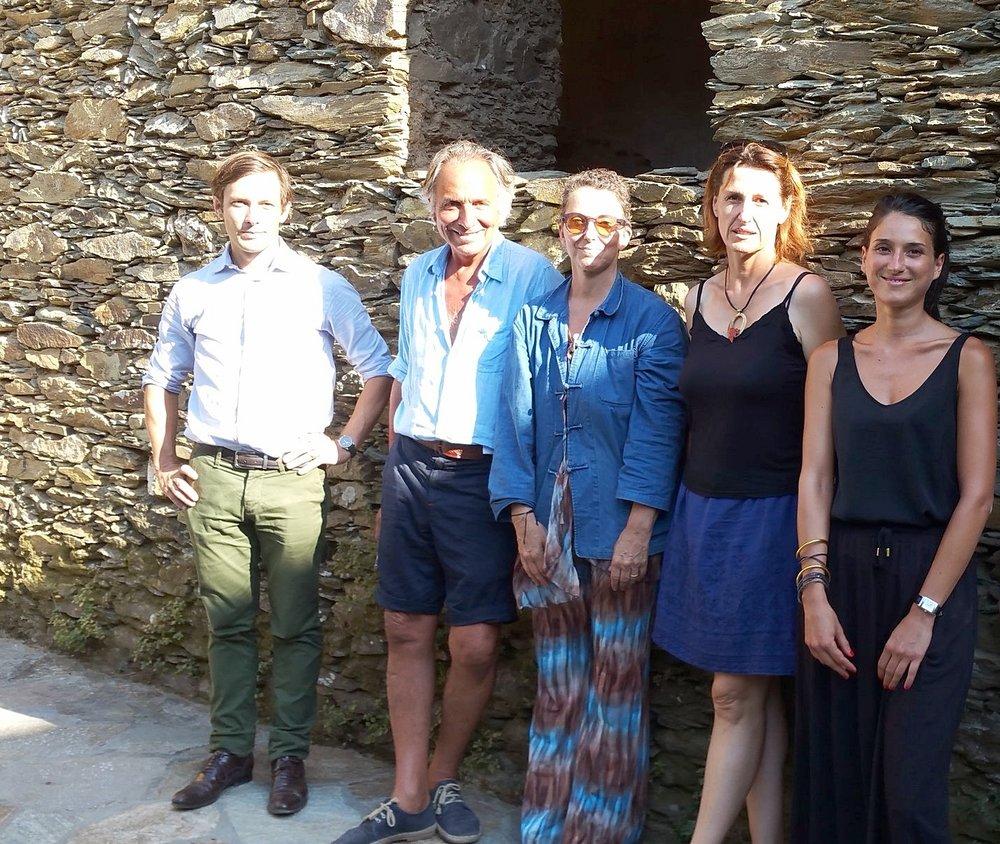 Visite priv e pour des hommes de l 39 art couvent de l for Architecte en chef des monuments historiques