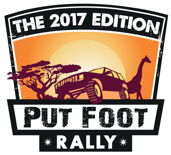 2017 Put Foot Rally -