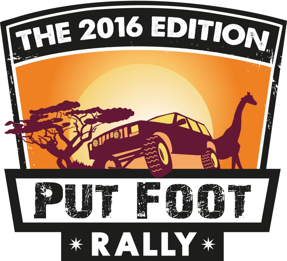 2016 Put Foot Rally -
