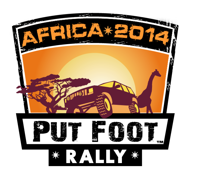 2014 Put Foot Rally -