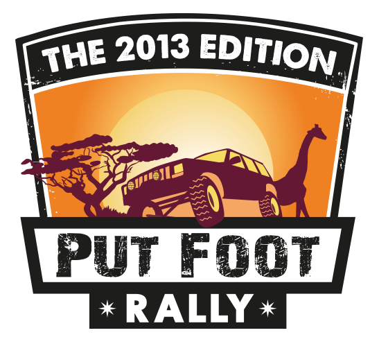 2013 Put Foot Rally -