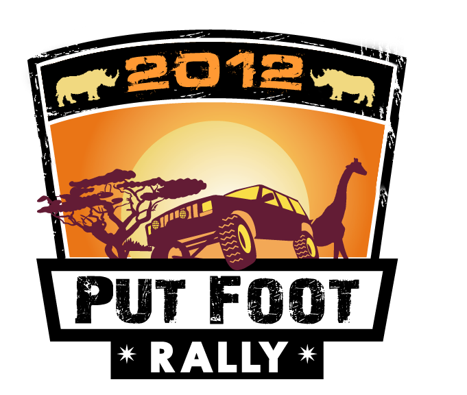 2012 Put Foot Rally -