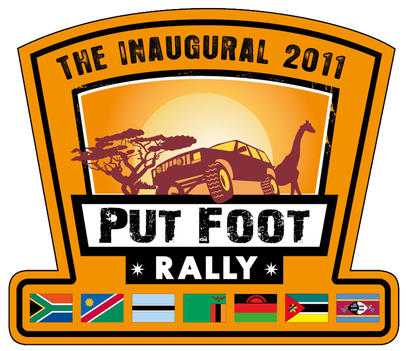 2011 Put Foot Rally -