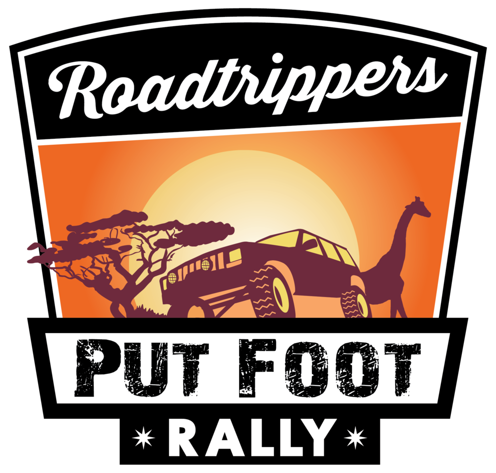 2015 Put Foot Rally -