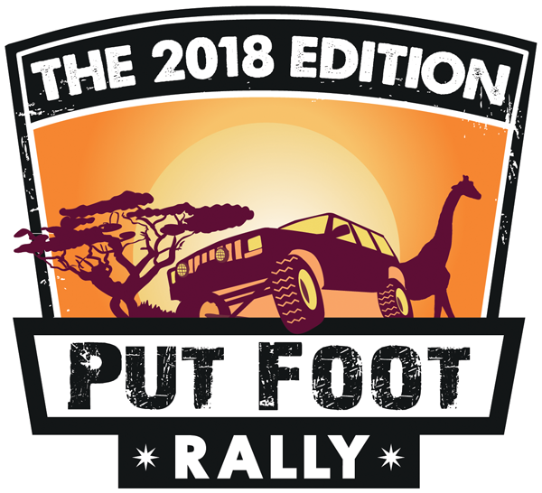 2018 Put Foot Rally -