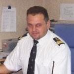 Capt. Kuzman Popov, HSEQ Manager, Mitsui O.S.K. Lines / MOL Tankships Management (Europe)