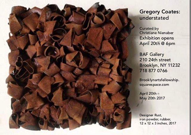 artist talk Saturday May 13th @ 5:30pm -