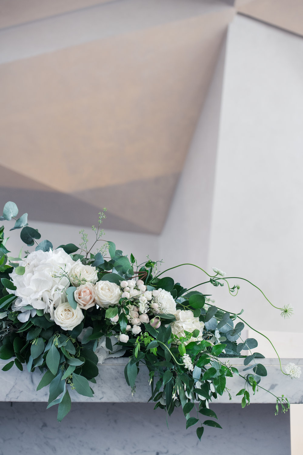 Wedding Flowers by Lulabelle At The Marker Dublin