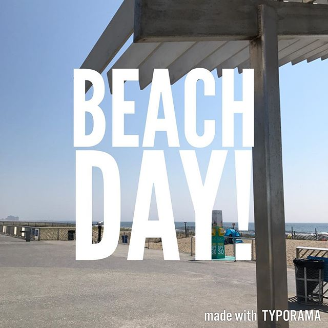 Hot and Steamy in Rockaway today! ALL THREE CONCESSIONS ARE OPEN!!!!!!