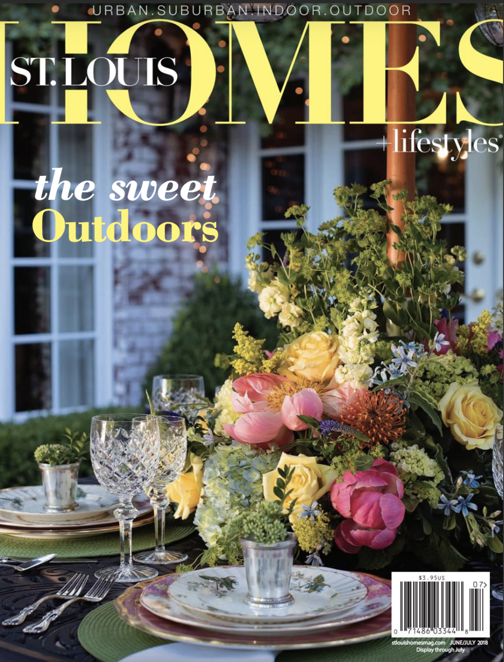St. Louis Homes & Lifestyles- June/July 2018