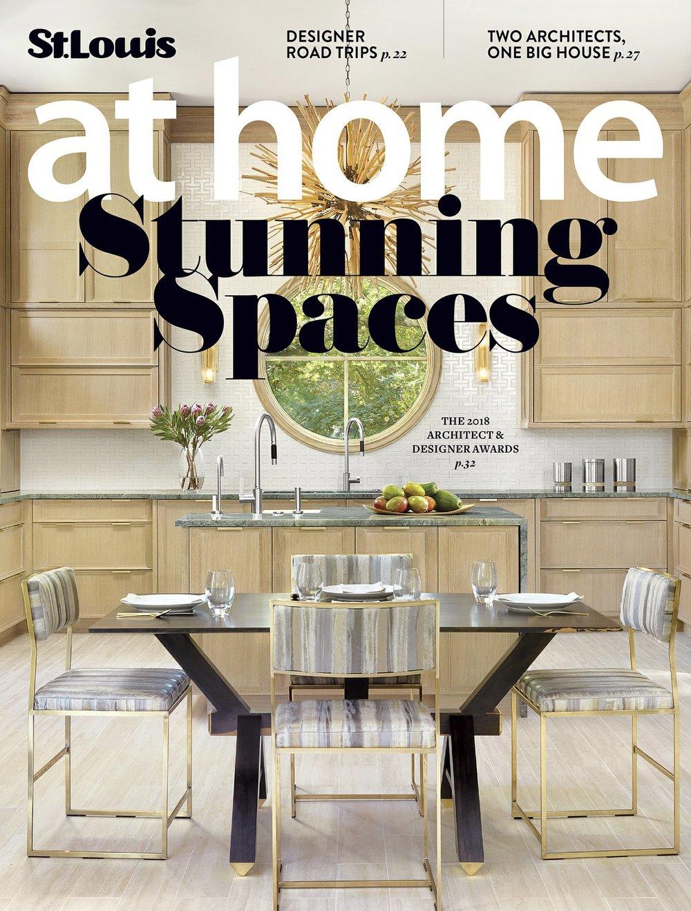 AT HOME Architect & Design Award-Mar/April 2018