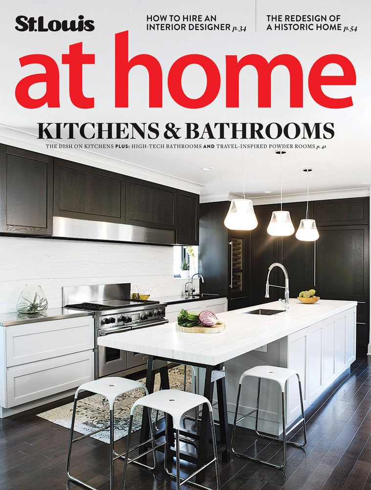 Kitchen Questions AT HOME - St. Louis Magazine - July/August 2016