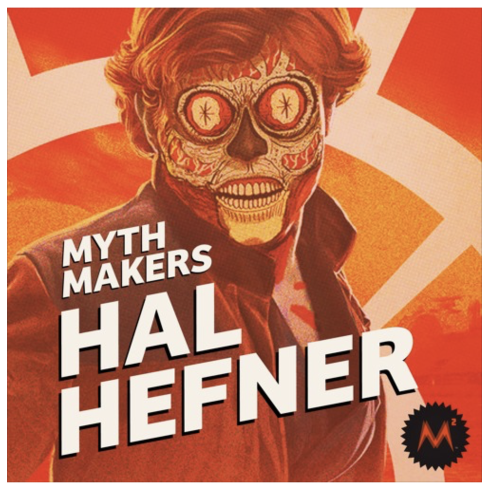 Hal Hefner myth makers podcast consume heavy metal solo