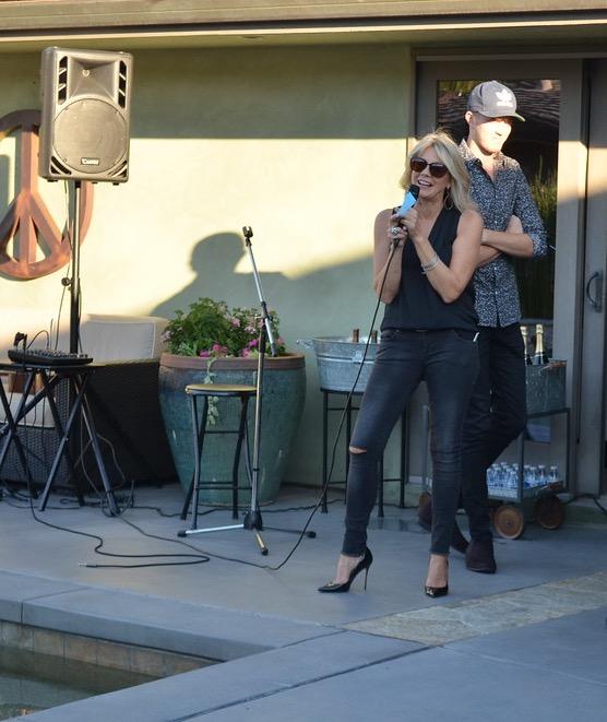 Nov 2016 - Book Release Party, Monarch Beach, CA