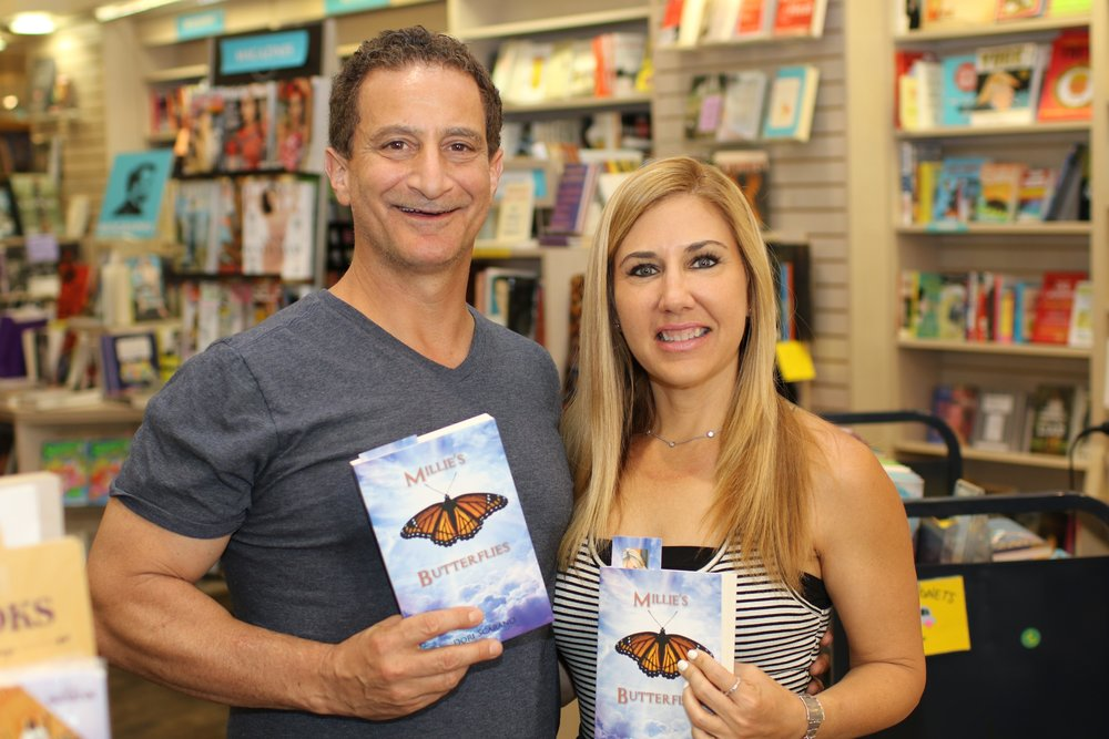 April 2017 - Laguna Beach Books Book Signing, Laguna Beach, CA