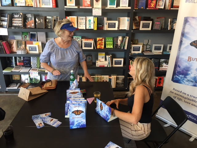 June 2017 - Book Signing - Deep Vellum Books, Dallas, TX