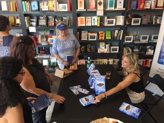 June 2017 - Dallas Book Signing - Deep Vellum Books
