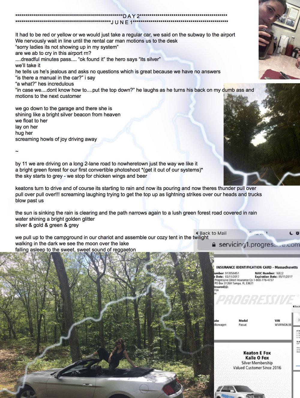 MEMORY VACATION KEATON FOX CAROLINE CASTRO 4