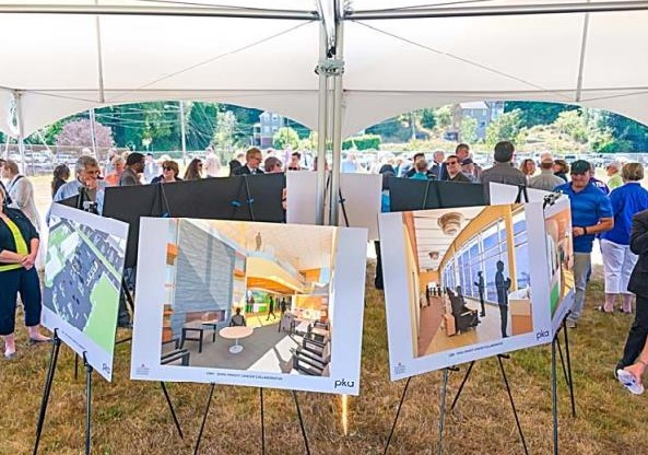CMH Cancer Ctr ground breaking tent.jpg