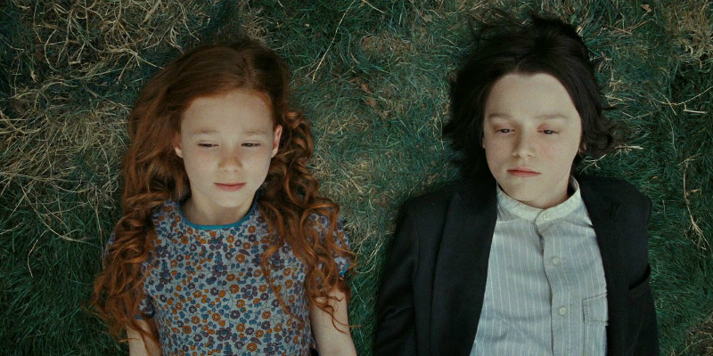 Vanessa and Casper agree: Snape can't seem to escape his childhood while he's at Hogwarts.