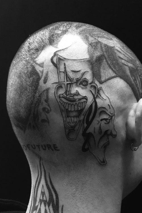 Jose Araujo Smile Now Cry Later Tattoo.jpg