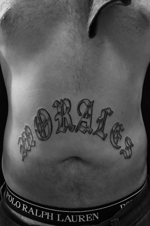 Jose Araujo Tattoo Old English Stomach Tattoo.jpg