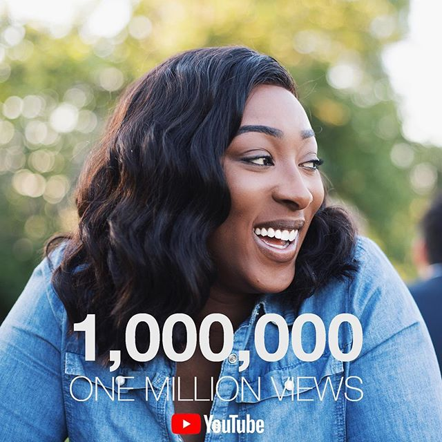 1 MILLION CHANNEL VIEWS - I honestly can NOT believe I've hit that on my channel. The same week I expressed how I felt about my channel and progress overall this happens and I'm literally so rattled 😂 It's easy to start a YouTube channel but maintaining it takes actual REAL hard work. It can be so time consuming (sometimes stressful) but is so so rewarding. There are times I lose motivation, don't want to upload or even switch on my camera but I'm always reminded of why I started and why I love what I do . . . . . .  I can't thank my viewers, friends and internet mates enough. You've all helped me along this journey. For every tweet, post, comment, DM, like and dislike (🙂) I am truly grateful. To the people that first encouraged me start I always say that my YouTube channel is one of the few things I've been committed to long term 😂 and it is honestly because I love doing it. I love sharing bits of my life, having a chit chat and bumping into some of my subbies randomly. It's honestly one of the best decisions I've made. . . . . . . .  So here's to 1 million channel views!! Next will be 1 million subscribers (and millions in my bank account 😛) S ❤️