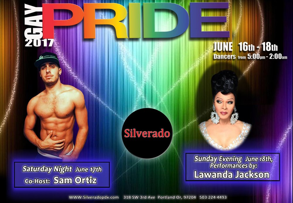 Pride Portland at the Silverado Gay Bar