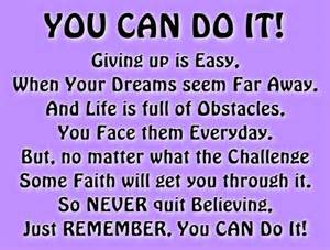you can do ita