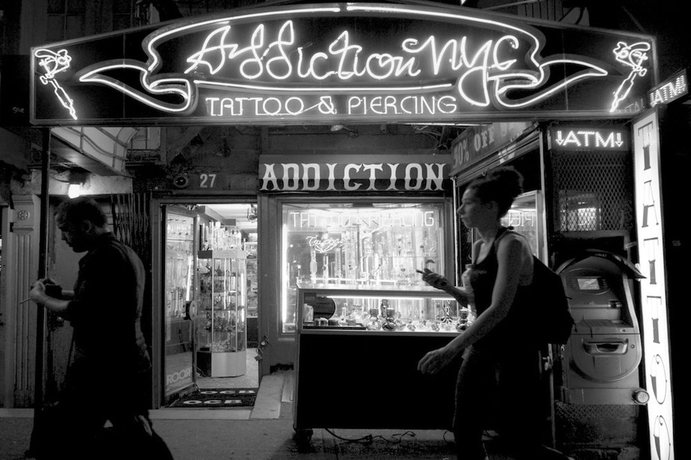 ADDICTION NYC