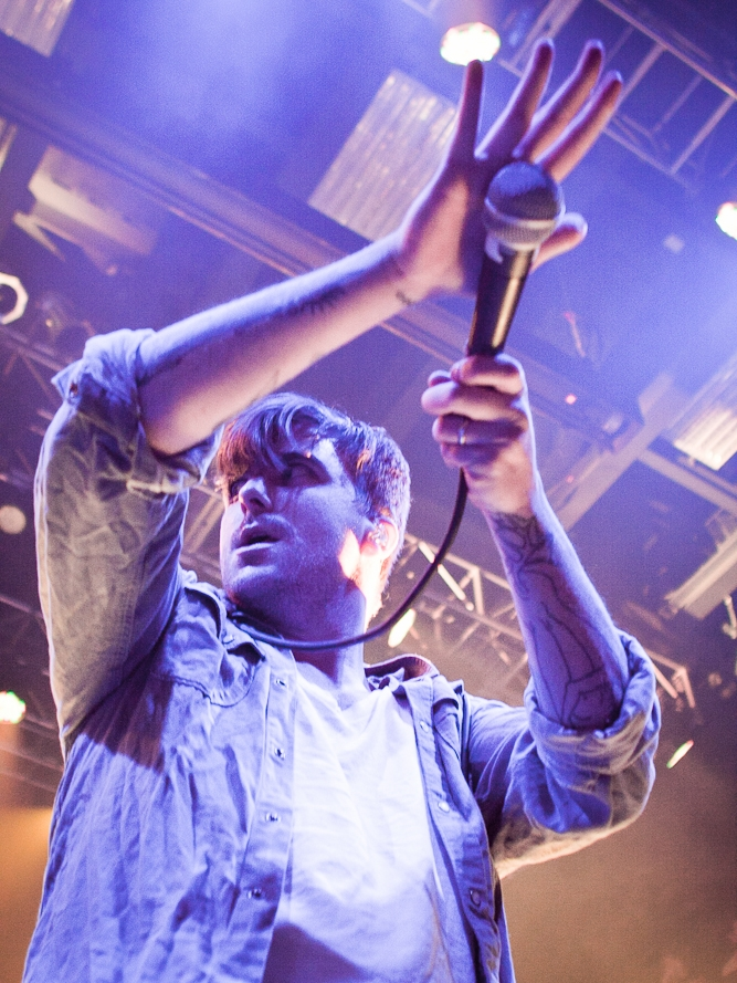 Anthony Green of Circa Survive