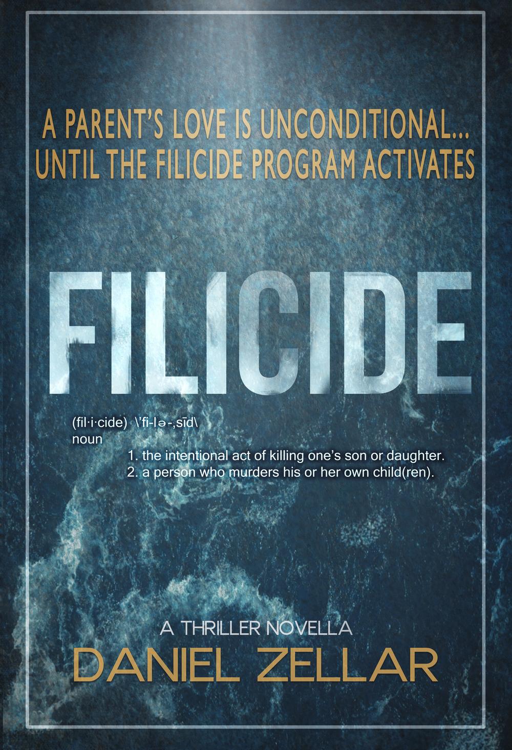 Filicide - Book Cover Artwork