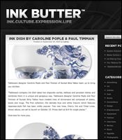 Ink Butter