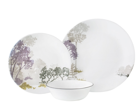 Forrest at Dawn for Corelle
