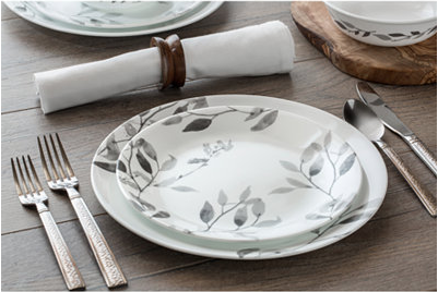 Misty Leaves for Corelle
