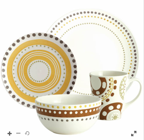 Circles and Dots for Rachael ray