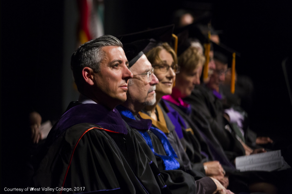 West Valley College Commencement Ceremony
