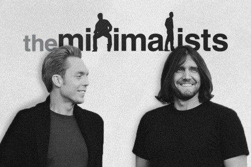 On The Minimalists Podcast, Joshua Fields Millburn & Ryan Nicodemus discuss living a meaningful life with less stuff.
