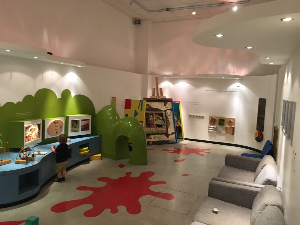 The play-space