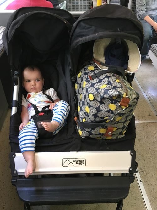 Baby on Board - Newcastle to Faro with Easyjet — Sprog on the Tyne