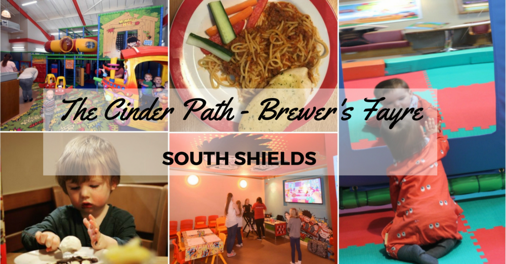 Cinder Path Brewer's Fayre South Shields Eating Out with a Toddler Sunday Dinner South Tyneside Kids