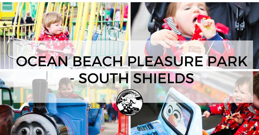 Ocean Beach Pleasure Park South Shields Fun Fair Toddlers The Hoppings