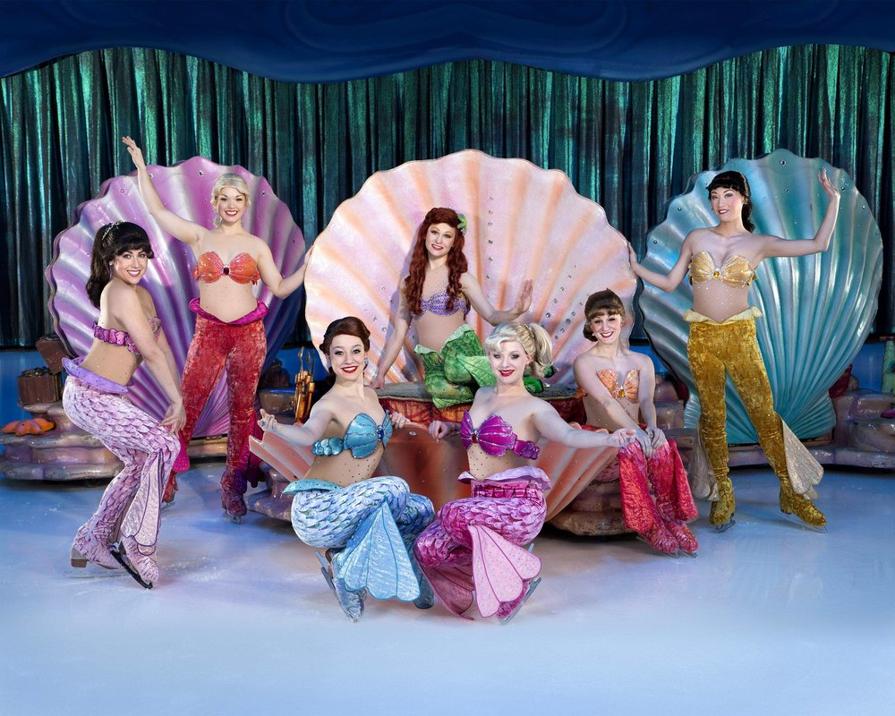 Disney On Ice presents Passport to Adventure - The Little Mermaid