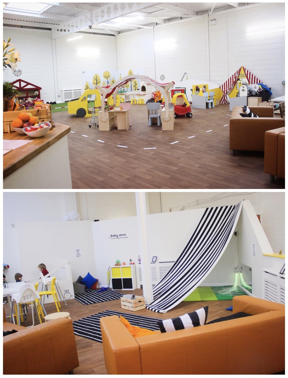 Little Land Play Role Play in Peterlee Baby area toddler area play area