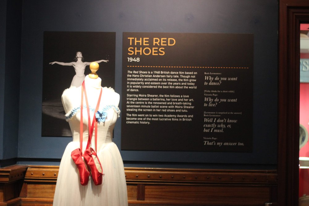 Preston Park Museum and Grounds - Behind the Seams - The Red Shoes